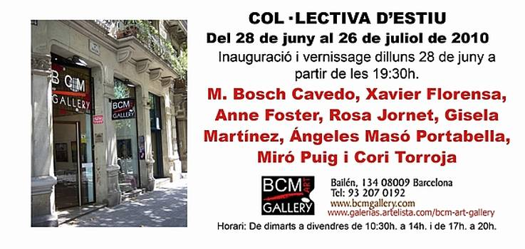 Next colective exhibition by Xavier Florensa