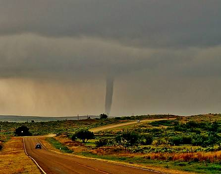 Next Stop Tornado by Ed Sweeney