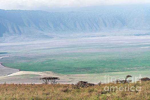 RicardMN Photography - Ngorongoro Crater in Tanzania