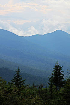 NH White Mountains 2 by Susan Schmidt