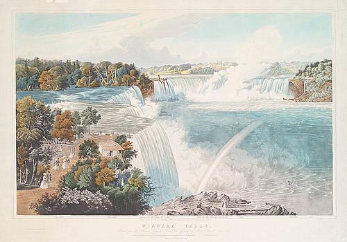 Ricky Barnard - Niagara Falls 1845