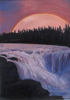 Niagara Falls by Alexander Bukhanov