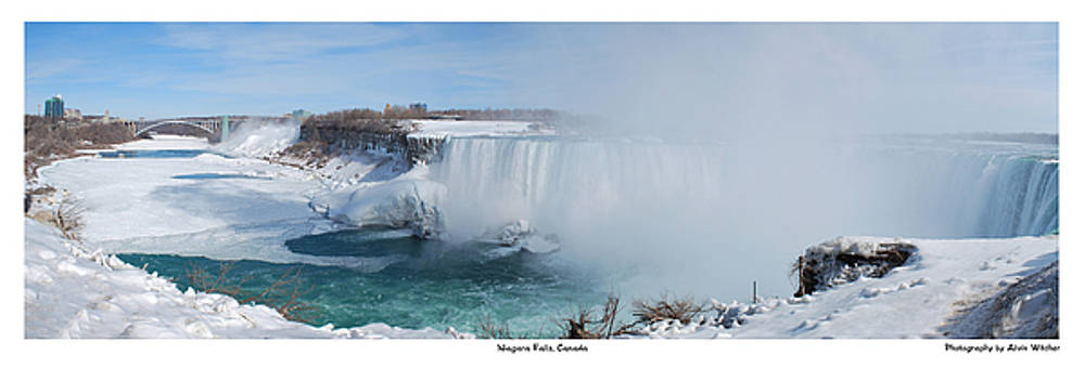 Niagara Falls  by Alvin Witcher