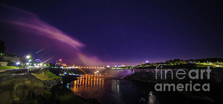 Niagara Falls American Falls  by Mariusz Czajkowski