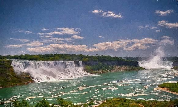Niagara Falls by Charmaine Zoe
