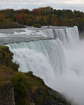Niagara Falls Fall 2014  by Christopher Kerby