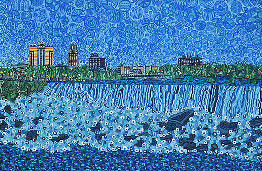 Niagara Falls - Day by Micah Mullen
