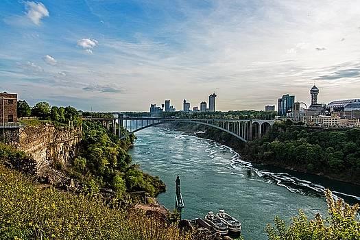 Niagara Falls Gorge by Benjamin Frederick Sullivan