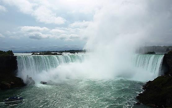 Niagara Falls by Mary Capriole
