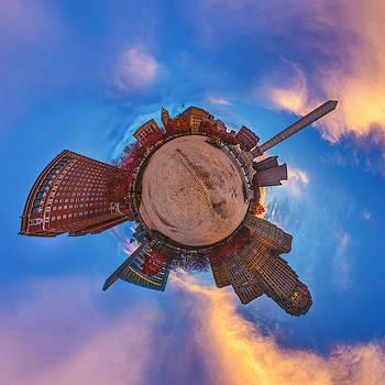 Chris Bordeleau - Niagara Square Buffalo New York