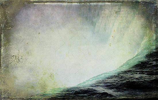 Niagara The Edge by Margaret Hormann Bfa