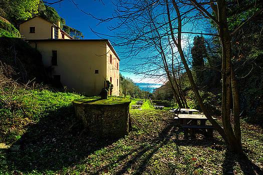 Enrico Pelos - NIASCA HERMITAGE I Portofino Park Passeggiate A Levante