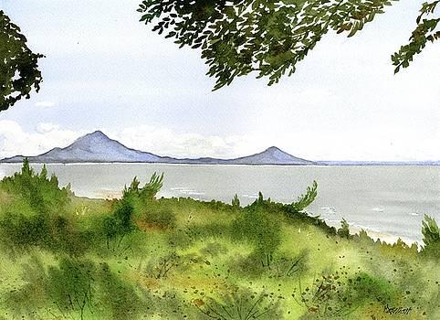 Nicaragua by Marsha Elliott