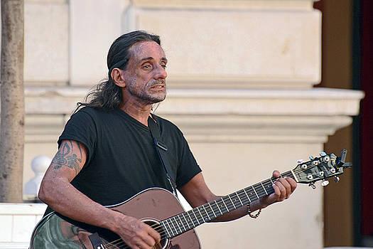 Harvey Barrison - Nice Guitarist - Take Four
