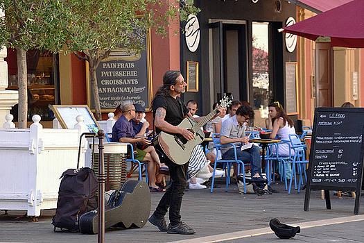 Harvey Barrison - Nice Guitarist - Take One