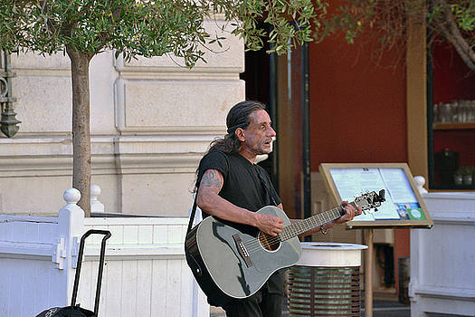 Harvey Barrison - Nice Guitarist - Take Three