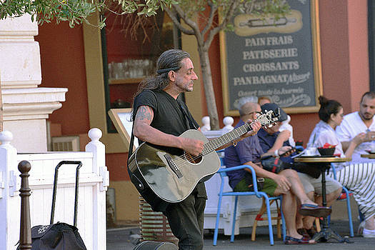 Harvey Barrison - Nice Guitarist - Take Two