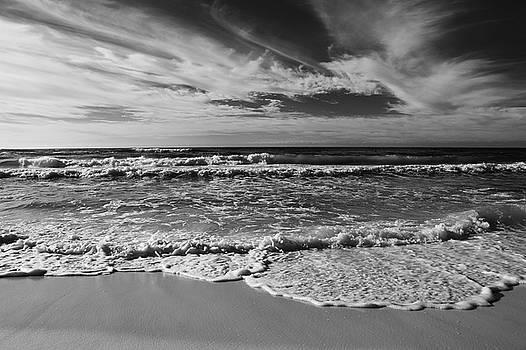 Nice Shoreline by Jim Clark
