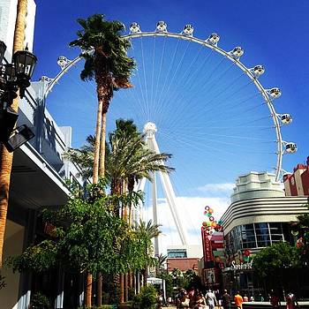 Nice Sunny Day In Vegas by Hocky K