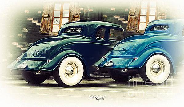 Nice Wheels by Chris Armytage