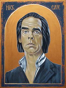 Nick Cave 3 by Jovana Kolic