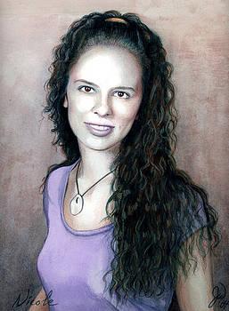 Nicole by Jonathan Weber