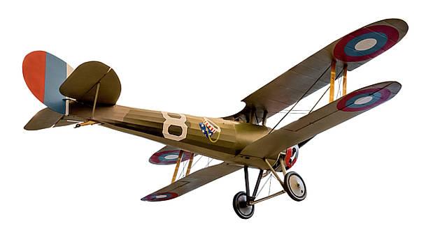 Nieuport 28C-1  by Gary Warnimont