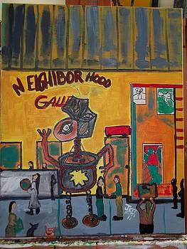 Nighborhood Gallery by Jeffrey Foti