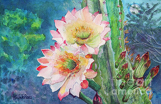 Night Bloomer by Michele Ross