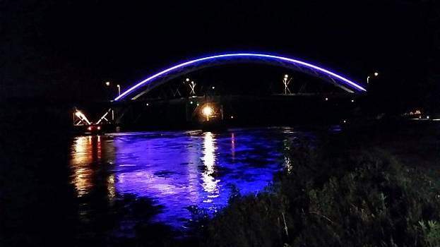 Night Bridge by Dustin Soph