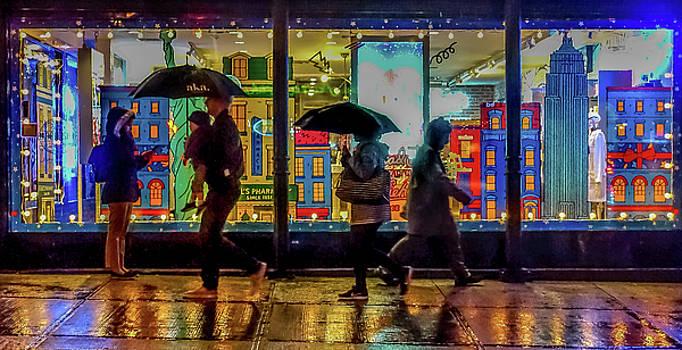 Night City Colors by Jeffrey Friedkin