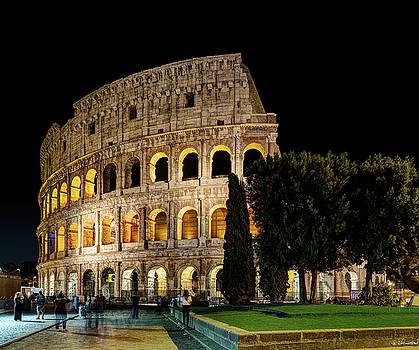 Weston Westmoreland - Night Colosseum