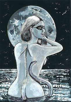 Night Creature by Ricardo Reis