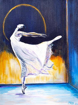Melanie Bourne - Night Dancer