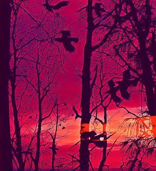 Brenda Plyer - Night Flight 4 Crimson