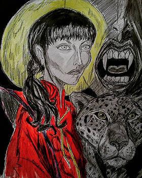 Night Goddess by Mark Bradley