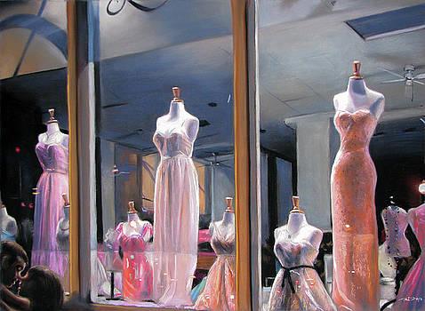 Christopher Reid - Night, Gowns