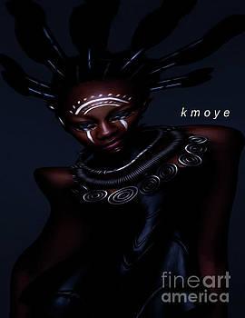 Night Groove by Kanisha Moye