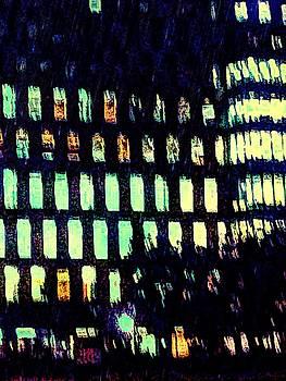 Night in the City by Cooky Goldblatt