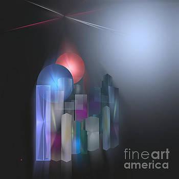 Night In The City by John Krakora