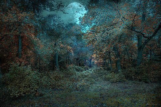 Night by John Rivera