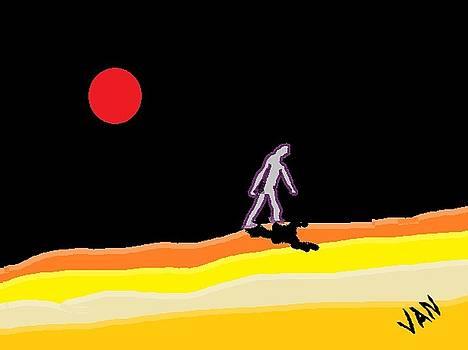 Night Journey by Van Winslow