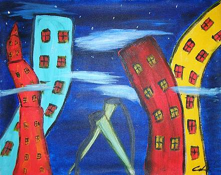 Night Life by Carlos Alvarado