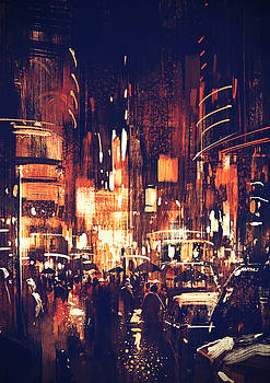 Night life by