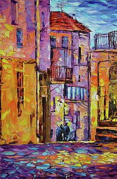 Night Light by Keren Gorzhaltsan