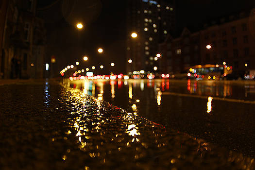 Night lights by Cristina Rettegi