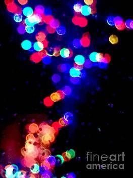 Night Lights by Glennis Siverson