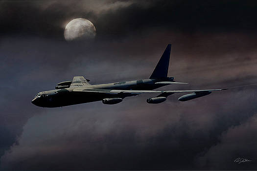 Night Moves B-52 by Peter Chilelli