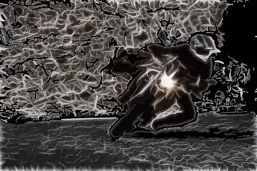 Night Rider by Maciek Froncisz