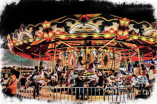 Night Riders by Norma Warden